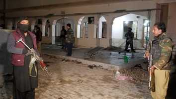 Despite ISIS claim, Afghan Taliban seen behind Quetta madrassa bombing
