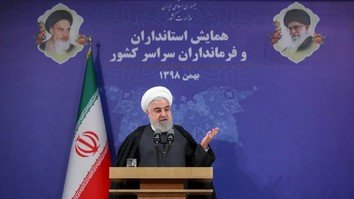 Iran's president denounces country's conservative rulers after candidates banned