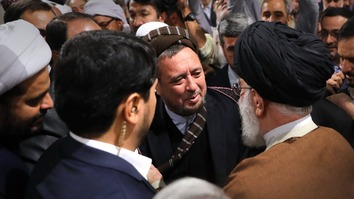 Controversial Afghan politician fails to drum up support for Tehran in Pakistan