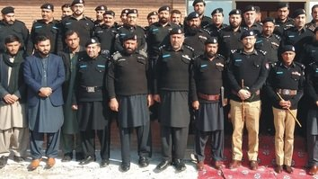 Khasadar, Levies forces set to merge with KP Police