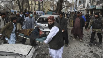 Security forces make arrests after deadly suicide bombing in Quetta