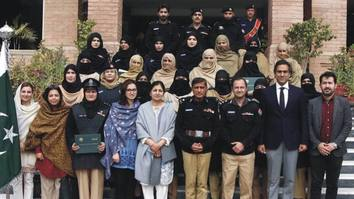 KP Police initiative aims to support women and children in tribal areas