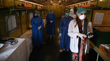 Hospitals shun Chinese-made PPE amid virus infections, deaths among staff