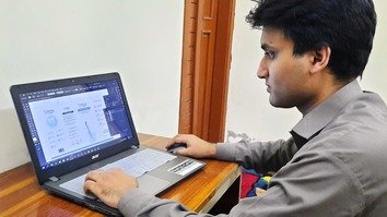 KP youth tap digital skills to find freelance work during virus lockdown