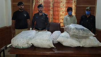 KP Police step up operations against drug dealers as part of nationwide crackdown