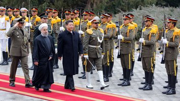 China's secretive pact with Iran sparks fears of regional upheaval