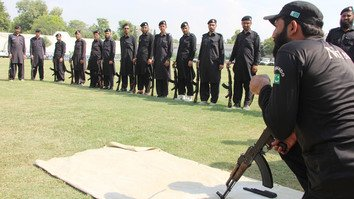 Khasadar, Levies forces begin training as police officers in tribal districts