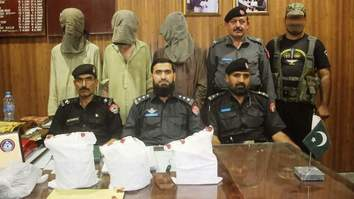 KP Police thwart terrorists plotting attacks during Muharram