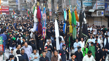 Pakistan tightens security for Muharram processions