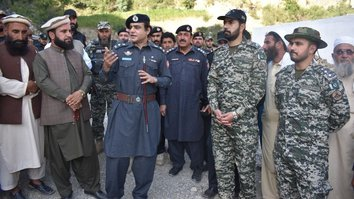 Tirah, former militant stronghold in KP, gets first-ever police station