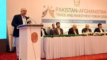 Afghan delegation explores trade opportunities in Pakistan