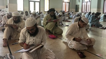 Pakistan begins registering thousands of madrassas to help curb terror links