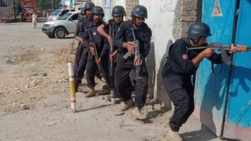 KP Police ramp up counter-terror operations after deadly madrassa bombing