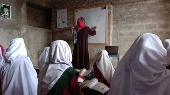 Pioneering female graduate vows to fight illiteracy in Bajaur
