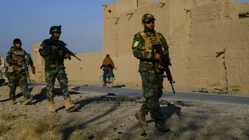 Kremlin uses uptick in Taliban violence to scare countries bordering Afghanistan